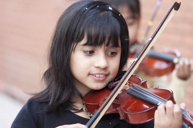 Violin Lessons in Jacksonville | Morris Music Academy
